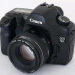 imgname review canon eos5d images  reviews canon eos 5d review camera front angled 150x150 Which is better? Film vs Digital for Street Photography