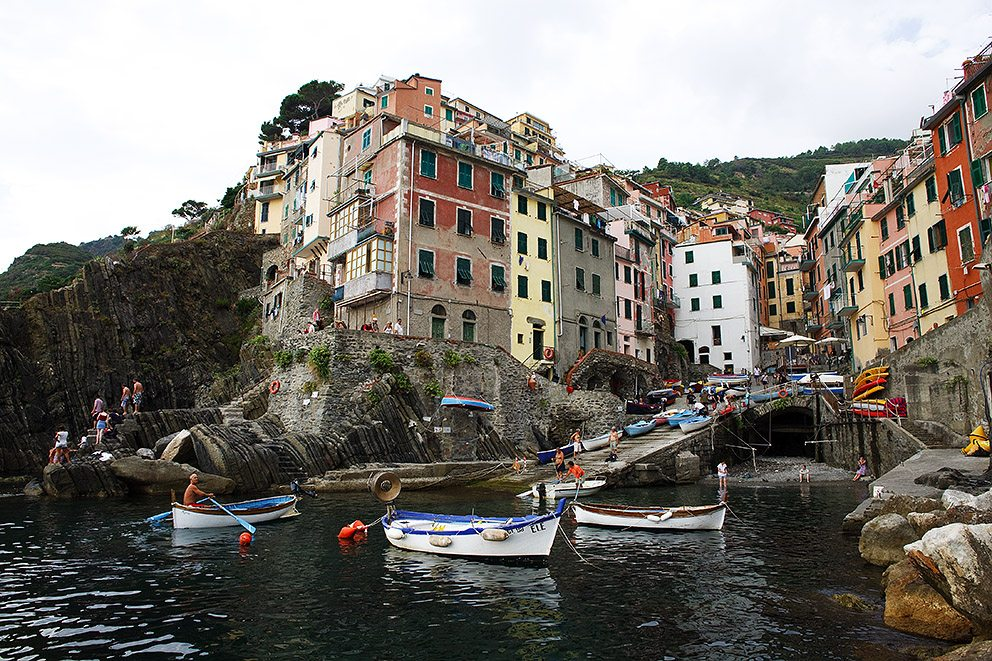 riomaggiore 25 Things I Have Learned Traveling While Backpacking in Europe