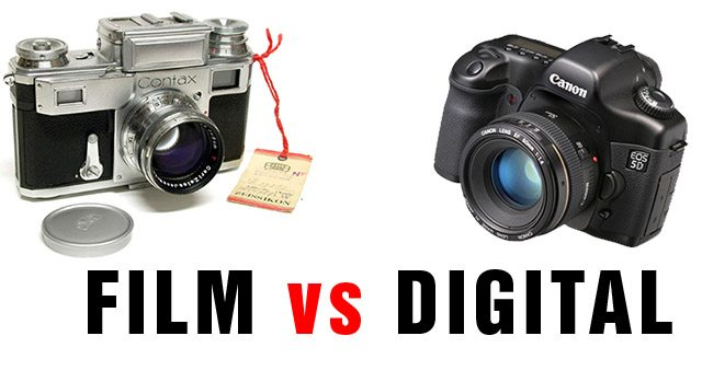 film vs digital Which is better? Film vs Digital for Street Photography