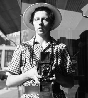 vivian self portrait Vivian Maier   The Unknown Master Street Photographer