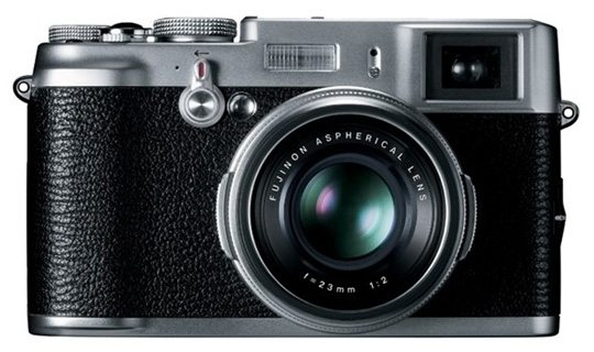 fujifilm finepix x100 camera 0 How Would You Change the Fujifilm FinePix X100?