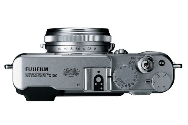 fujifilm finepix100 top Can the Fujifilm FinePix X100 be a Primary Street Photographers Camera?
