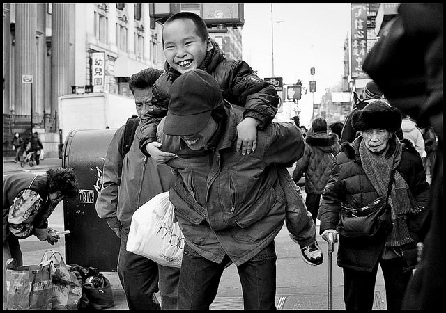 9. Chinatown Featured Street photographer: Michael Martin from Manhattan, New York