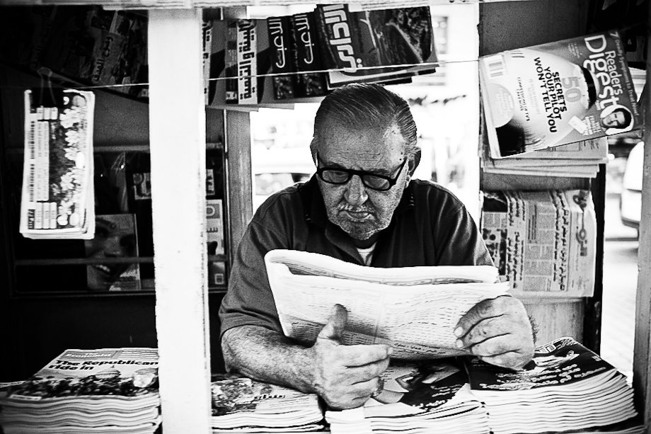 beirut people bw resized 1 of 7 Street Portraits vs Street Photography: Whats the Difference?