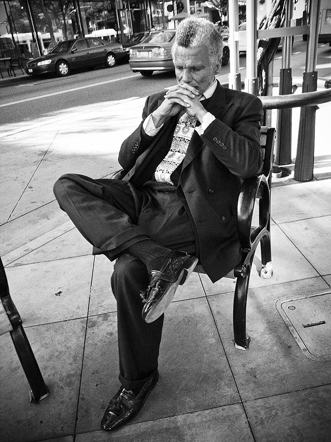 contemplation griii How to Become an Invisible Street Photographer