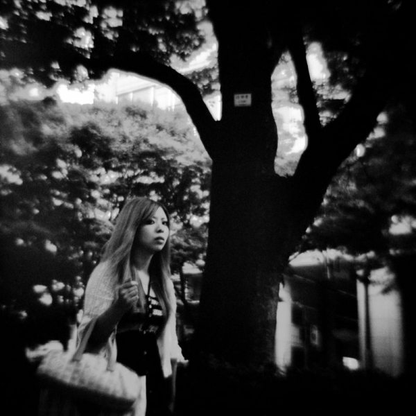 8 allure 06 Featured Street Photographer: Paolo Patrizi, on the Streets of Ginza with a Toy Camera and Cosmopolitan Japanese Women