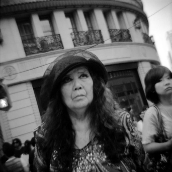 8 allure 08 Featured Street Photographer: Paolo Patrizi, on the Streets of Ginza with a Toy Camera and Cosmopolitan Japanese Women