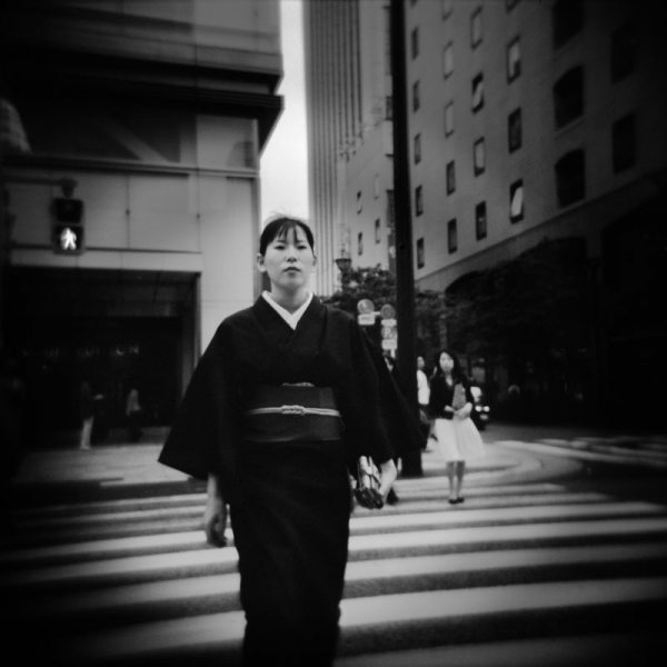 8 allure 16 Featured Street Photographer: Paolo Patrizi, on the Streets of Ginza with a Toy Camera and Cosmopolitan Japanese Women