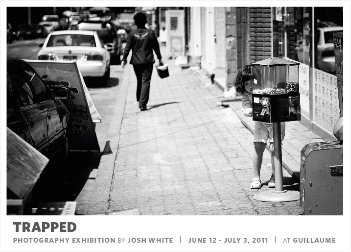 front Trapped   Street Photography Exhibition by Josh White in Seoul, Korea