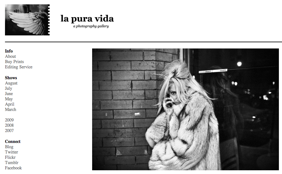 la pura vida The 10 Best Street Photography Blogs on the Web (and more)