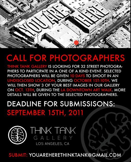 310030 239348666103078 189674071070538 601920 3570212 n Call for Photographers: Think Tank Gallery Looking for for 32 Street Photographers in Los Angeles!