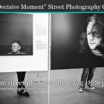 """""""The Decisive Moment"""" Street Photography Contest: August 18-September 14th"""