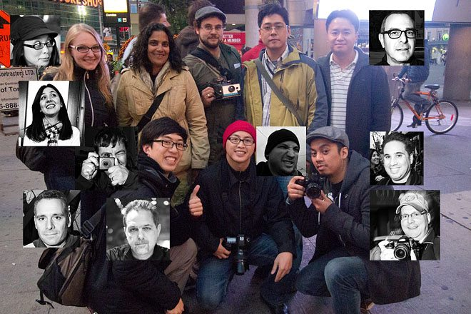 Toronto Group Photo resized Conquering Your Fear of Shooting on the Streets Introduction to Street Photography Workshop in Kuala Lumpur (3/3 3/4)