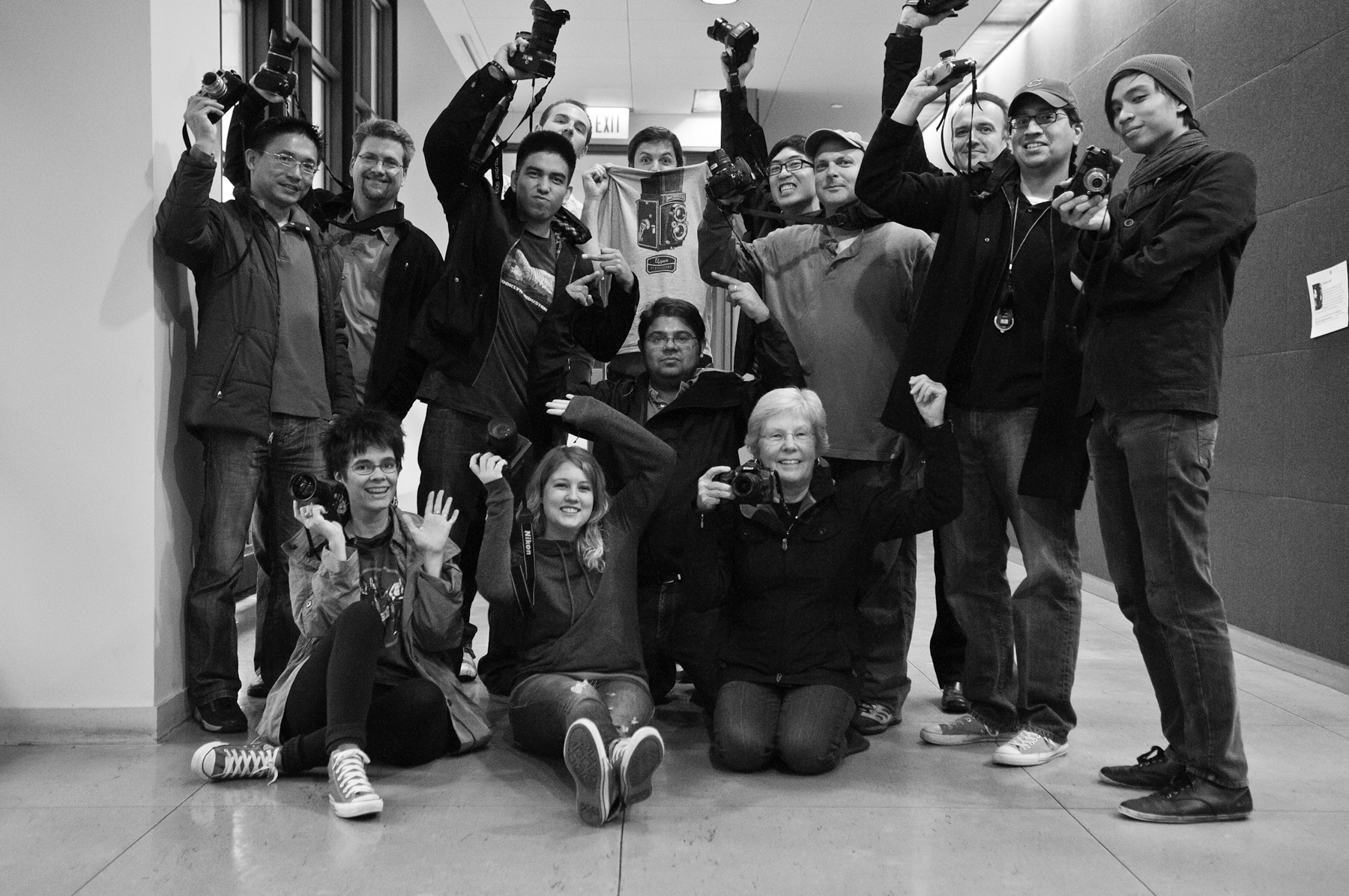 chicago street photography workshop group 003 September 18 2011   Conquering Your Fear of Shooting on the Streets Introduction to Street Photography Workshop in Melbourne (4/14 4/15)