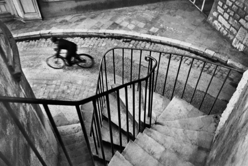 henri cartier bresson bicycle Why Sharpness is a Bourgeoise Concept in Street Photography