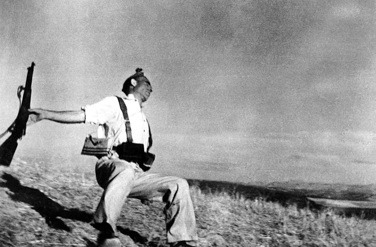 robert capa 10 Famous Street Photography Quotes You Must Know