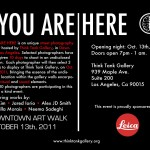 youare here thinktank 150x150 Interview with Ludmilla Morais for YOU ARE HERE Street Photography Exhibition