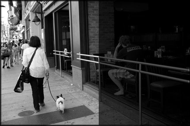 dog walker1 How I Shoot On The Street: An Application of Study and Practice by Brent Fong