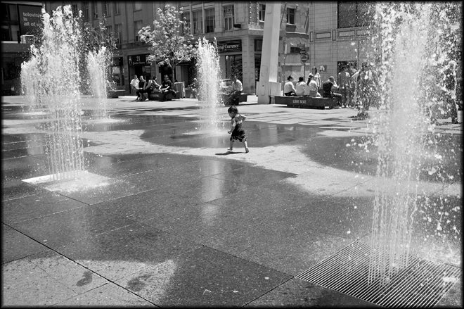 kid + fountain How I Shoot On The Street: An Application of Study and Practice by Brent Fong