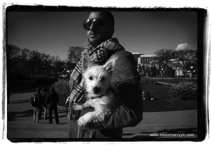 dog Why Street Photographers Should Print in the Darkroom