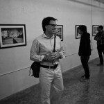 Behind the Scenes: Street Photography Exhibition at the Downtown LA Art Walk at the Hatakeyama Gallery