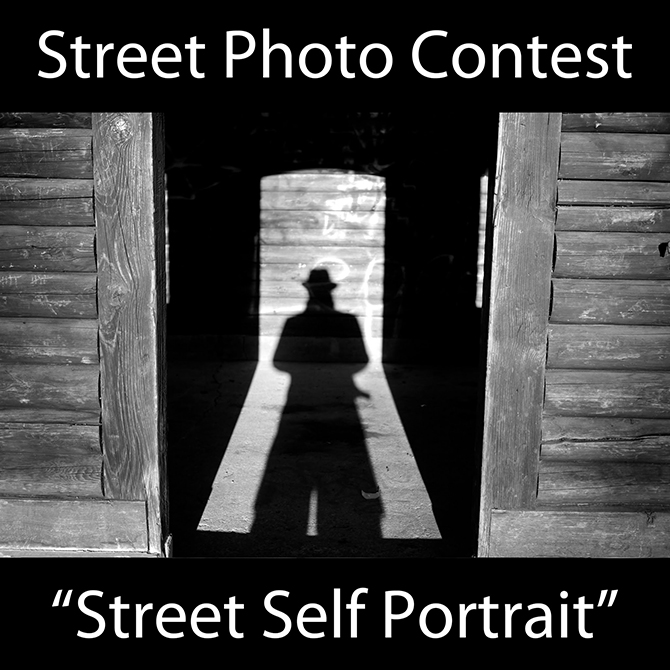 LETH.21 Enter Thomas Leuthards Street Self Portrait Photography Contest!