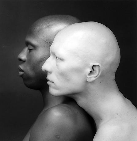 Robert Mapplethorpe Ken Moody and Robert Sherman 1984 Semiotics and Context: Why Advertising Is Evil And How You Can Better Your Photography Through It   by Peter Barker Morgan