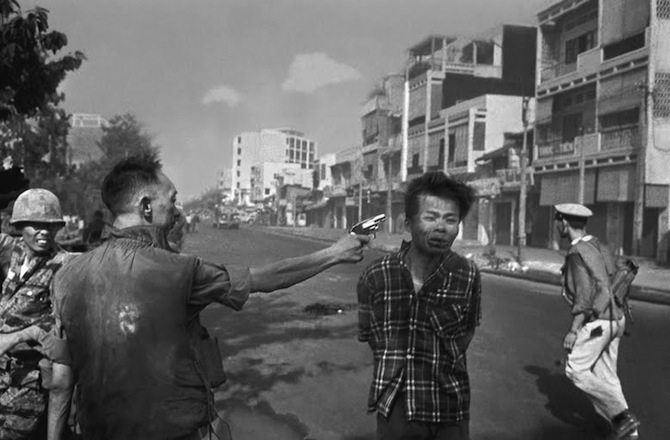 eddie adams vietcong My Thoughts On War Photography: Why Its Important For Society by Charlie Atkinson