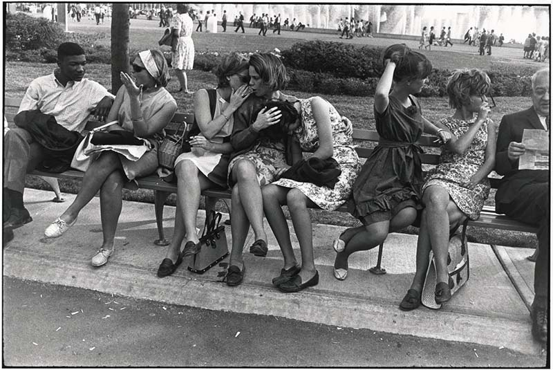 winogrand garry 514 1983 Bad Street Photographers Copy, Good Street Photographers Steal
