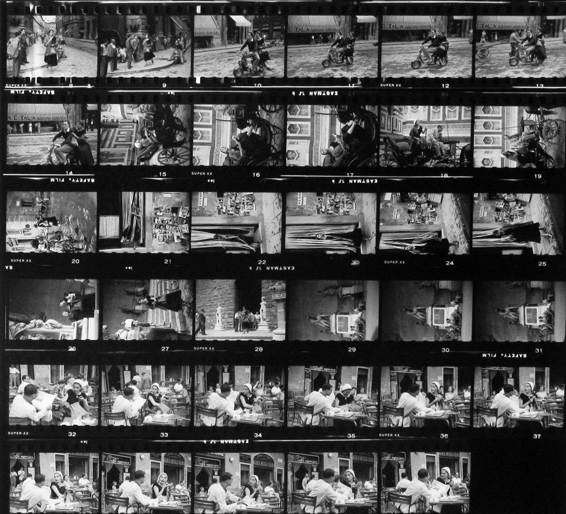 How Studying Contact Sheets Can Make You a Better Street Photographer
