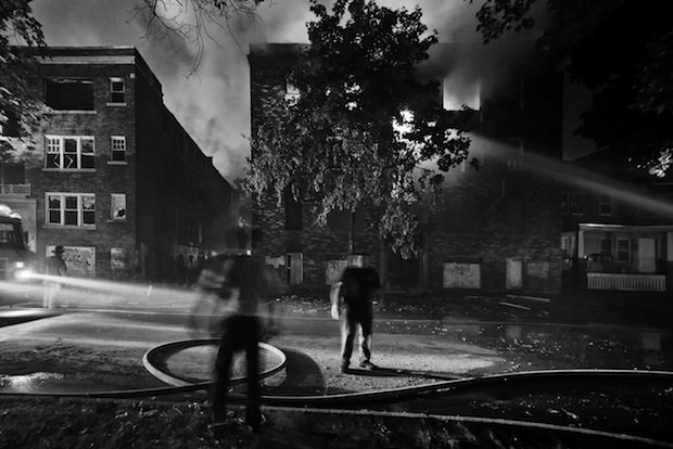 walkers with the dawn box alarm Walkers With the Dawn: The Epidemic of Residential Fires in the Metro Detroit Area by Brian Day