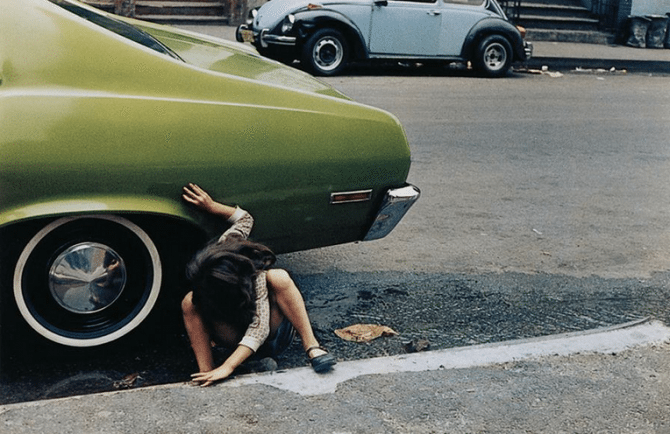 2012 09 09 2229 670x434 Helen Levitts Color Street Photography from New York City in the 1970s