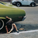 Helen Levitt's Color Street Photography from New York City in the 1970's