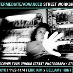 Discover Your Unique Street Photography Style: 3-Day Intermediate/Advanced Workshop in Tokyo with Bellamy Hunt (11/9-11/11)