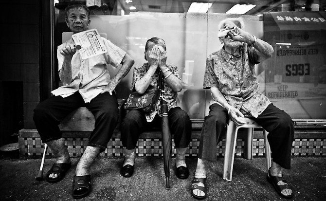 From Military Photographer to Street Photographer: Interview with Gary Tyson from Hong Kong