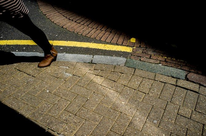 Capturing The Simplicity in Chaos: The Street Photographs of Matt Obrey from the UK
