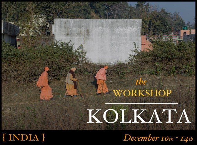 Discover the Streets of Calcutta, India: Introduction to Design/Composition with Eric Kim and Adam Marelli (12/10 12/14)
