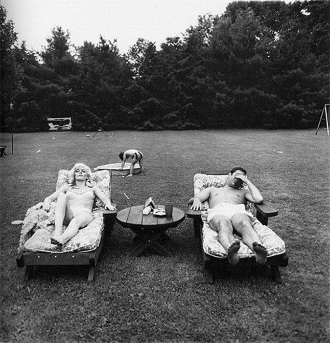 lawn 646x670 11 Lessons Diane Arbus Can Teach You About Street Photography