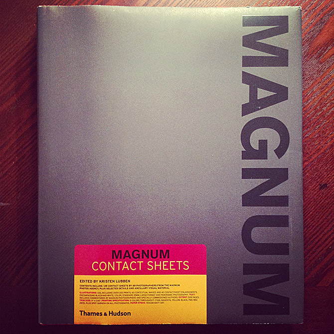 magnum contact sheets resized 35 Magnum Photographers Give Their Advice to Aspiring Photographers