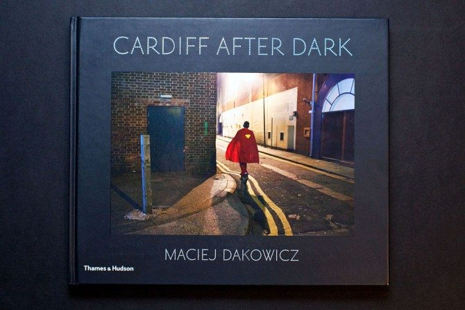 q9 book cover IMG 8241 670x446 Interview with Maciej Dakowicz on his Cardiff After Dark book Published by Thames & Hudson