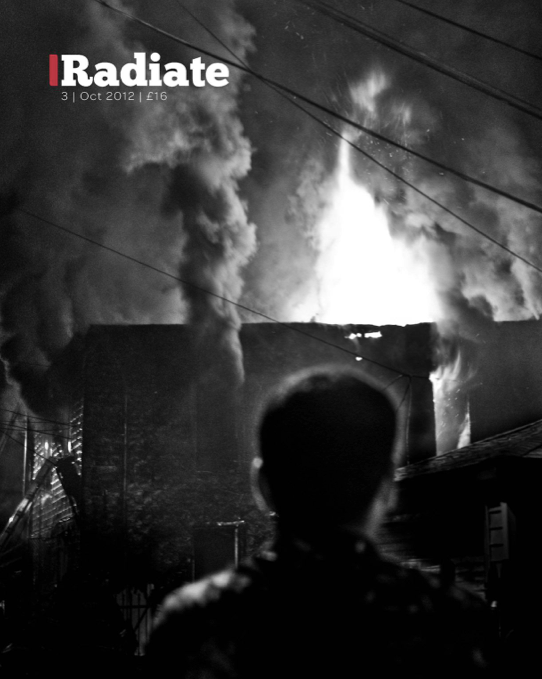 "Street Photography Magazine, ""Radiate"" Issue 3 Available!"