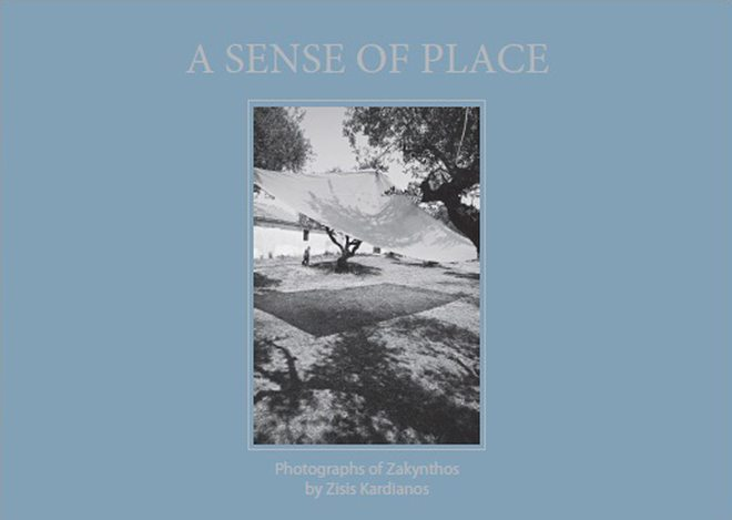 Front Cover A Tour Off the Beaten Track of Zakynthos: Interview with Zisis Kardianos on his new book, A Sense of Place