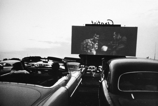 robert frank  drive in movie detroit 1955  dia no f78 631 670x449 Robert Franks The Americans: Timeless Lessons Street Photographers Can Learn