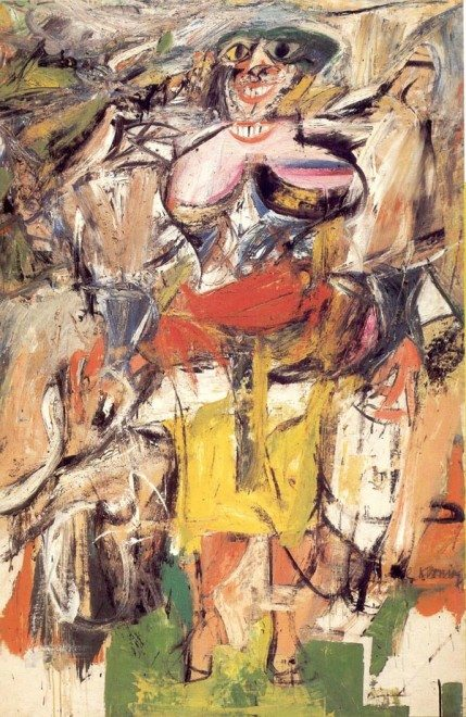 willem de kooning woman and bicycle 429x660 Timeless Lessons Street Photographers Can Learn from Robert Franks The Americans