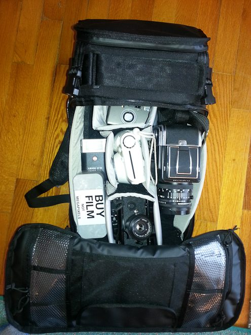 Chrome Niko Camera Pack 28 For Street Photographers On The Go: Review of the Chrome Niko Camera Sling and Camera Pack