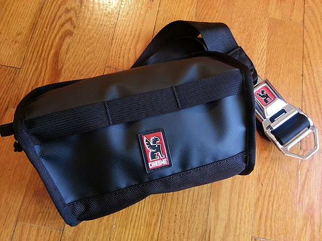 For Street Photographers On-The-Go: Review of the Chrome Niko Camera Sling and Camera Pack