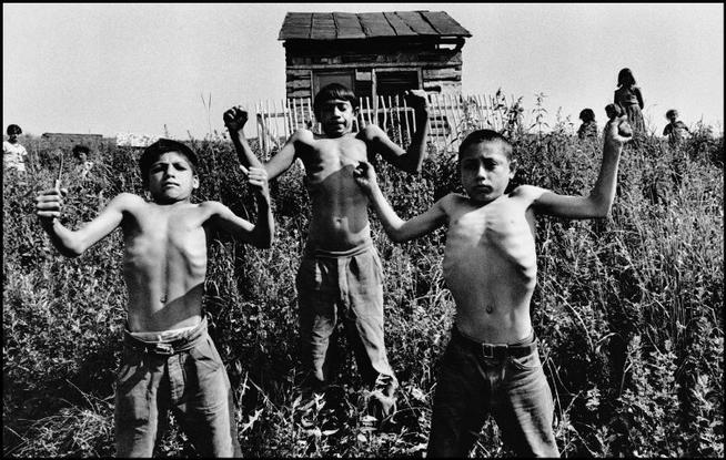 CZECHOSLOVAKIA. 1967. Slovakia. Zehra. Gipsies. 10 Lessons Josef Koudelka Has Taught Me About Street Photography