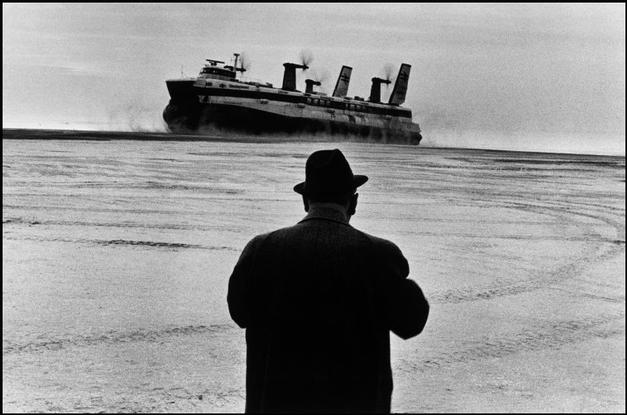 FRANCE. 1973. Nord Pas de Calais. Calais. 8 Rare Insights From an Interview with Josef Koudelka at Look3