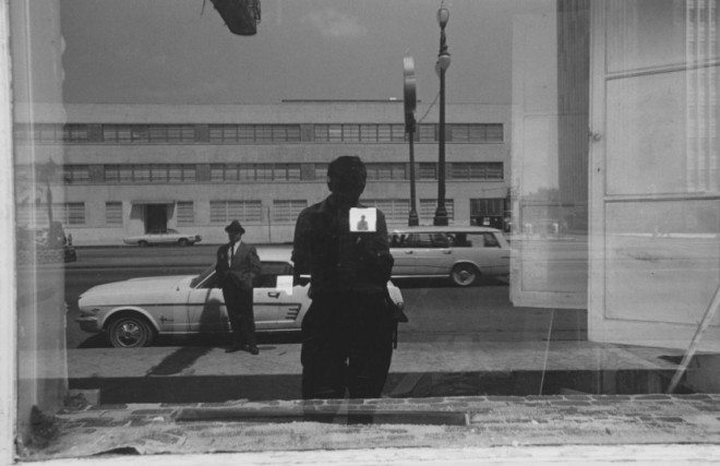 lee friedlander street photography