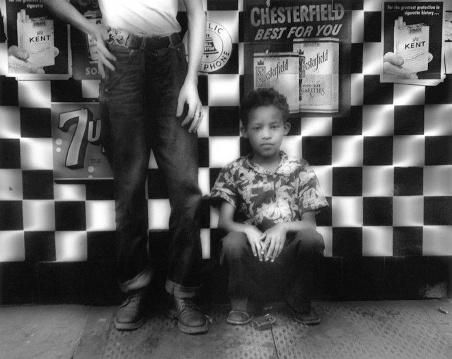Klein Candy store 001 660x524 10 Lessons William Klein Has Taught Me About Street Photography